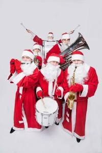 Заказать оркестр Дедов Морозов