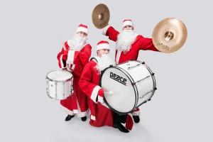 оркестр Дедов Морозов