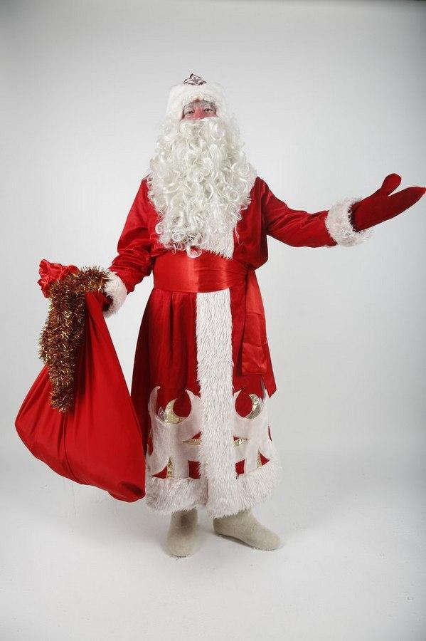 Заказать Деда Мороза в Москве